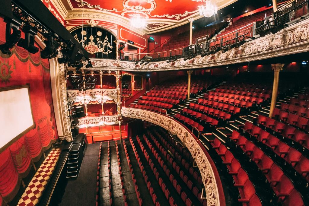 Olympia theatre venues irish theatre for The olympia