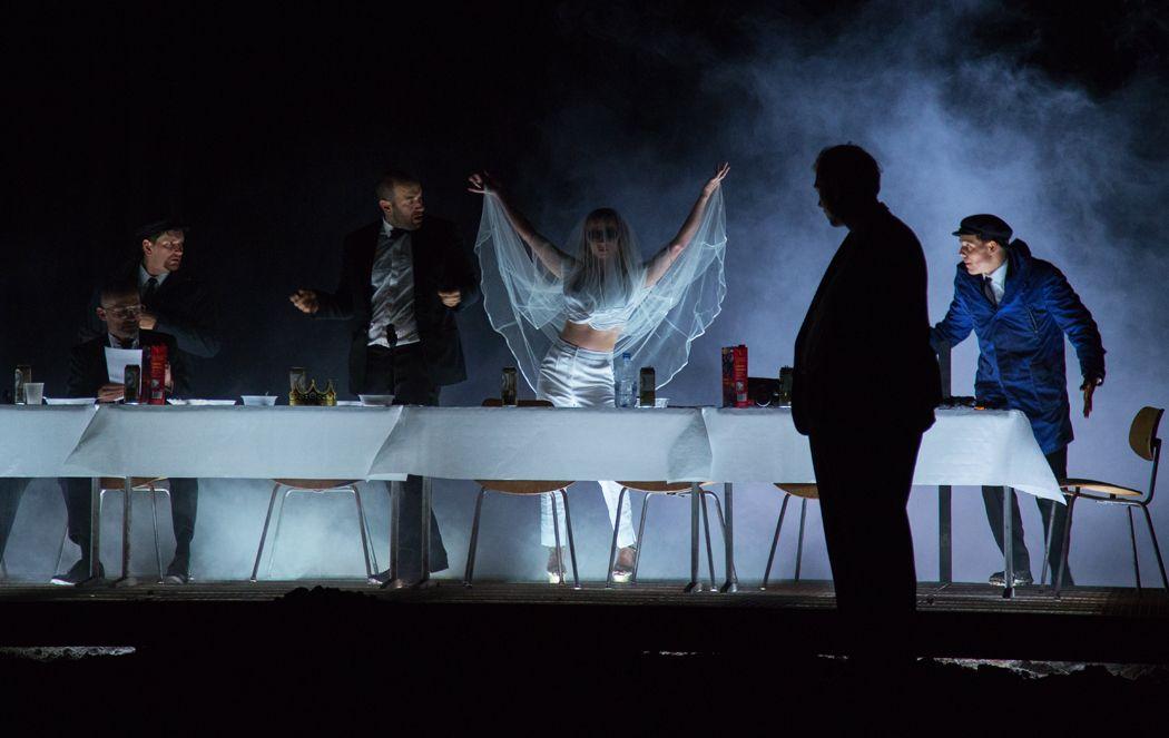 Dublin Theatre Festival Festivals Irish Theatre